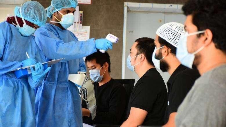 Combating, coronavirus, Doctors, credit, mass testing, UAE, reports, no Covid19, death, 4 days