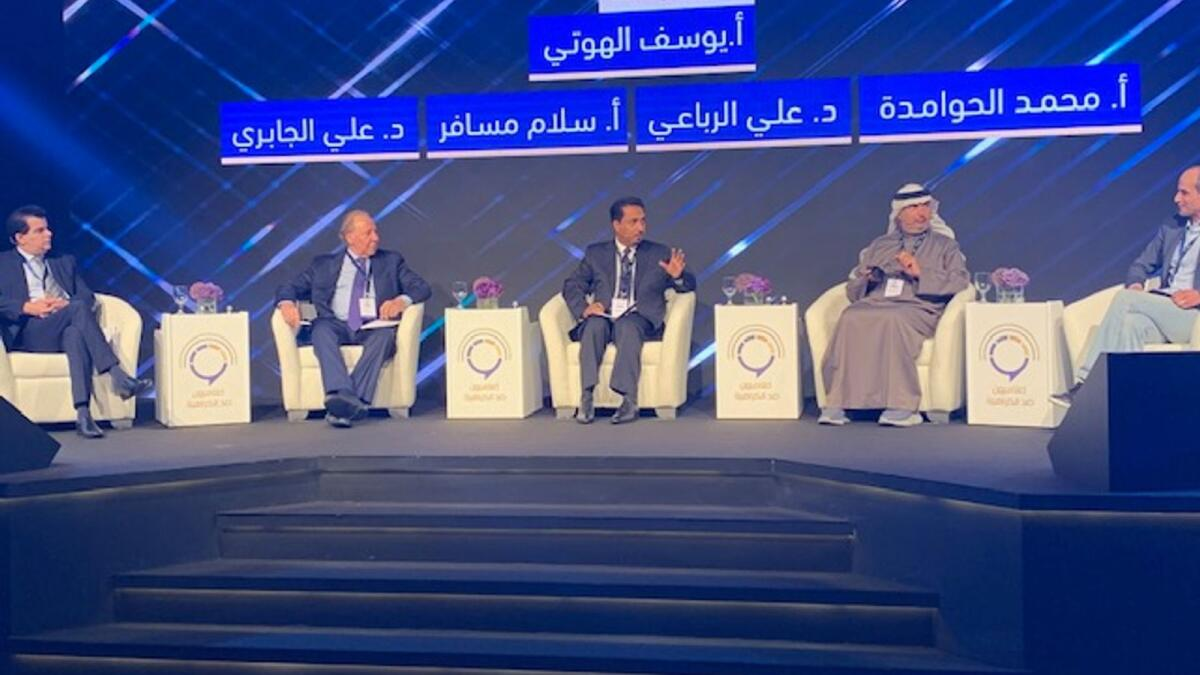 Media practitioners must fight against hate speech, says former Jordanian minister