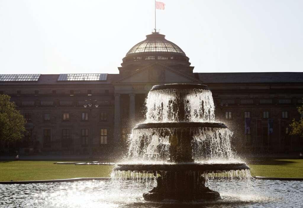Wiesbaden: A paradise of hot springs
