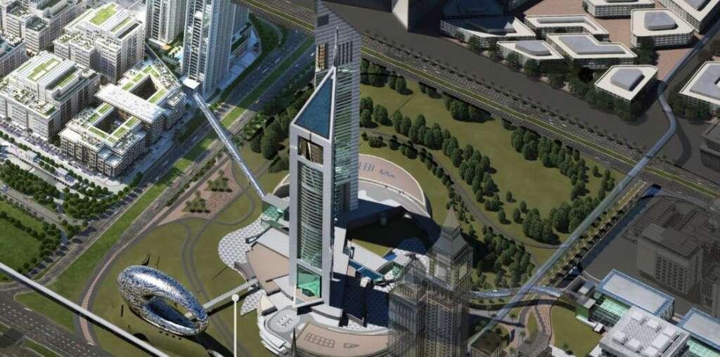 Sheikh Mohammed, new district, launches, Dubai Future District, Dubai World Trade Centre, DWTC, Emirates Towers, Dubai International Financial Centre