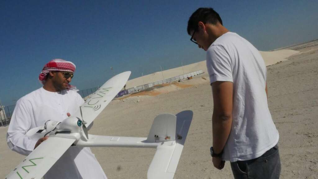 UAE residents design drones for public good