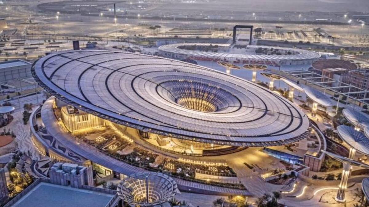 Expo: Another feather in UAE's cap