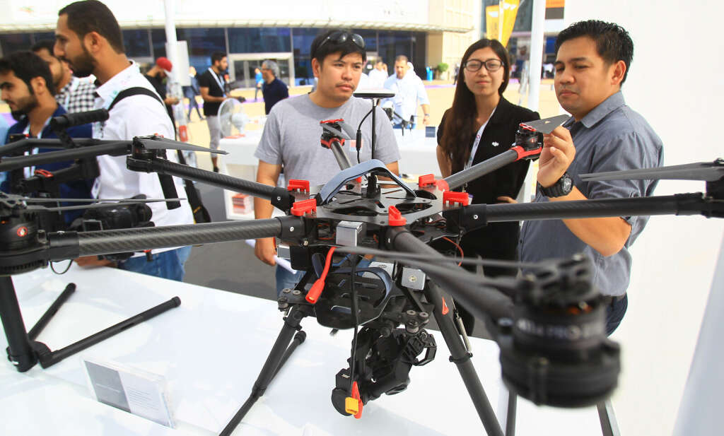 Drones ready for next level in commercial market
