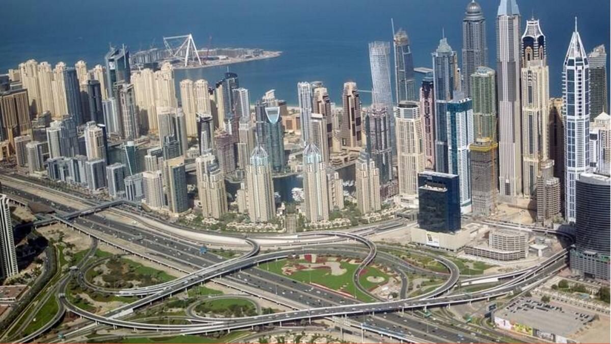 Dubai's foreign trade on track to hit Dh2 trillion