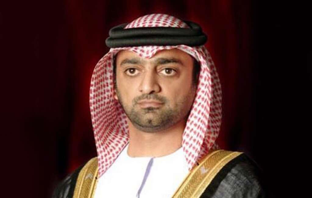 Sheikh Ammar bin Humaid Al Nuaimi, Ajman, coronavirus, Covid-19