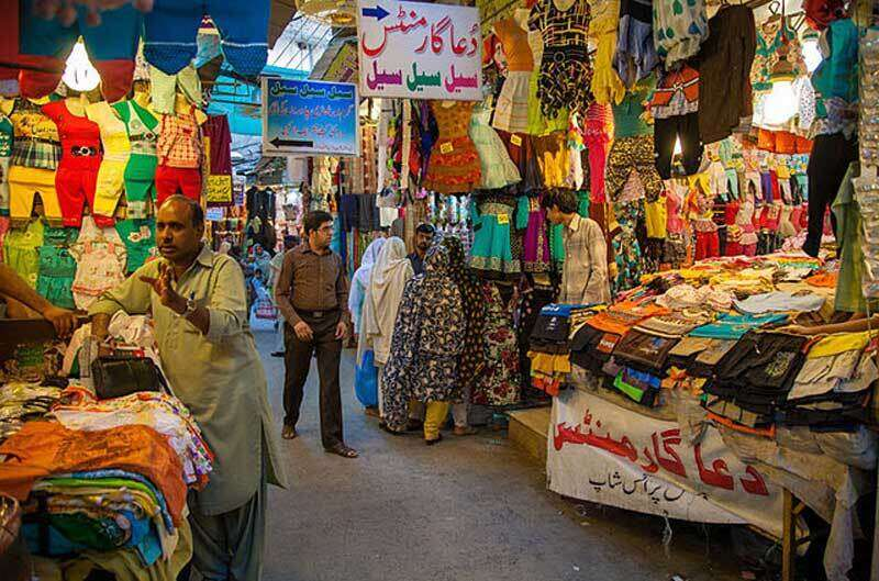 Pakistans inflation rate hits 4-year high