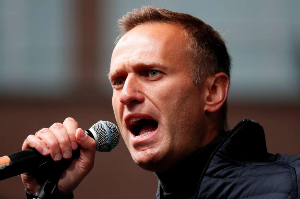 Russian, opposition, leader, alexei navalny, able, leave, hospital, bed