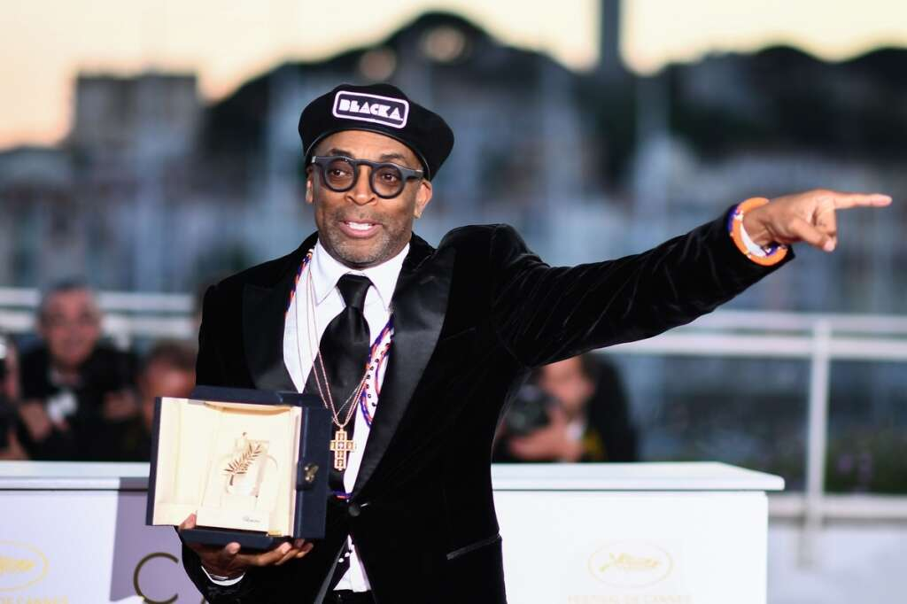 Spike Lee, Cannes Film Festival, American director