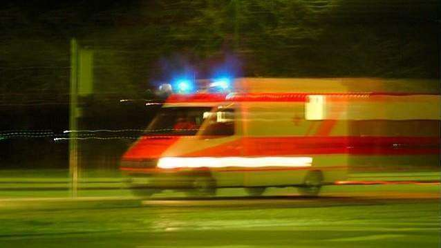 Two men severely injured in UAE road accident