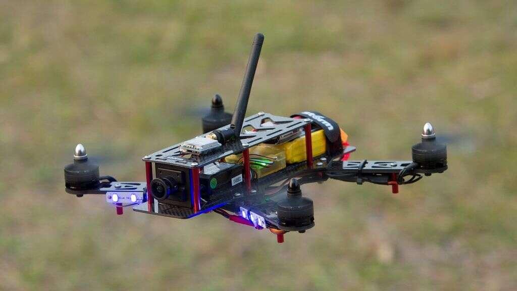 Dubai to host World Drone Prix, grand prize $1 million