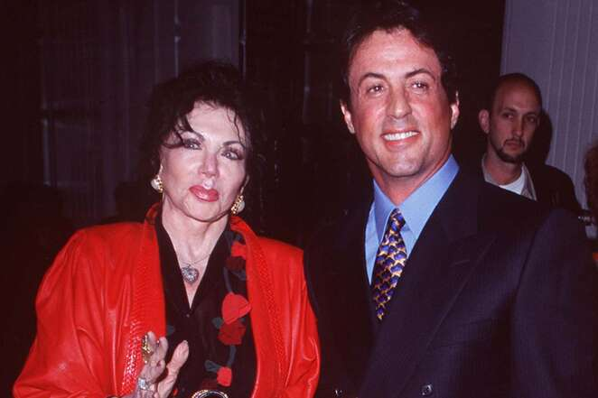 Sylvester Stallone, Jackie Stallone, Hollywood