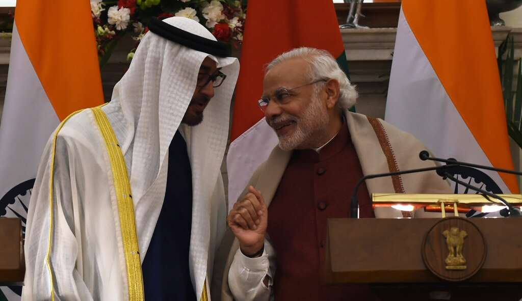 UAE-India ties get deeper and stronger