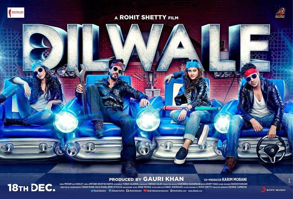 Not A Sequel To Ddlj Shah Rukh Khan On Dilwale News Khaleej Times