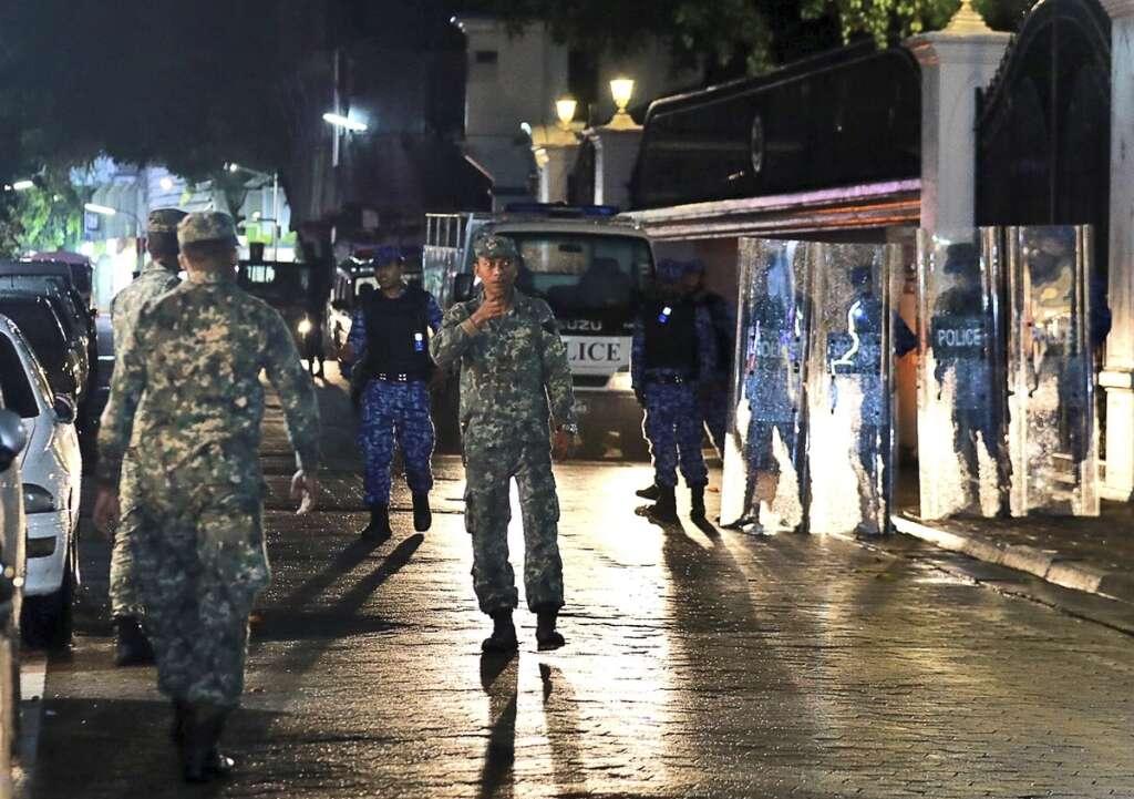 India issues travel advisory for Maldives