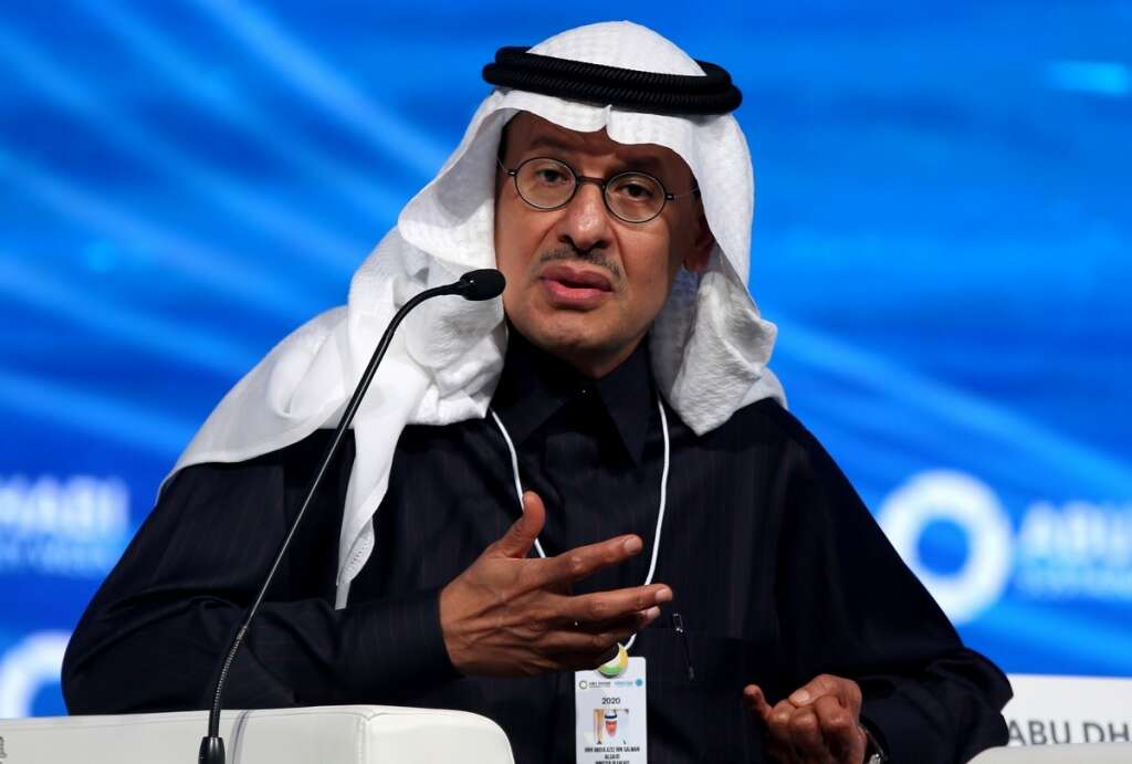 Saudi plans renewables strategy with eye on oil export