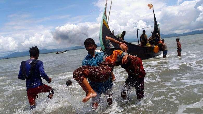 Rohingya refugee, Bangladesh, Malaysia, Myanmar