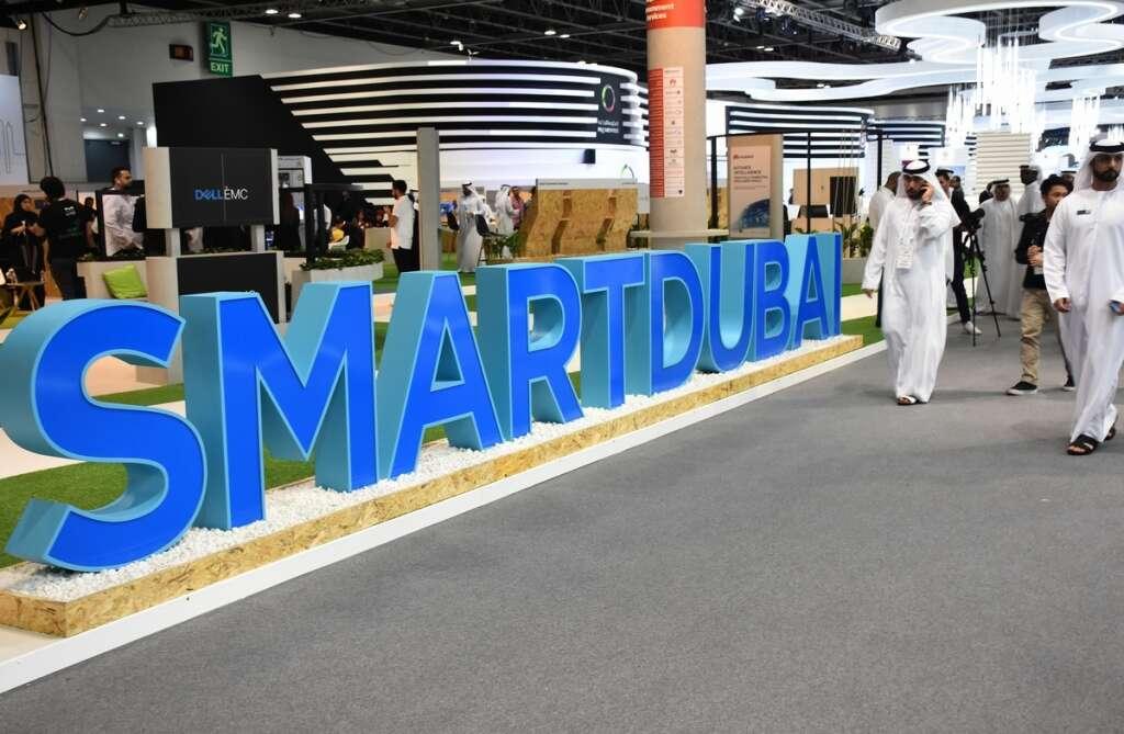 Disruptive technologies power Dubai's smart city goals