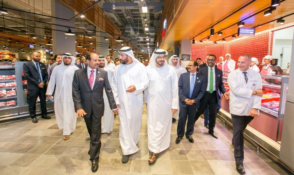 LuLu opens new hypermarket concept and revamped store