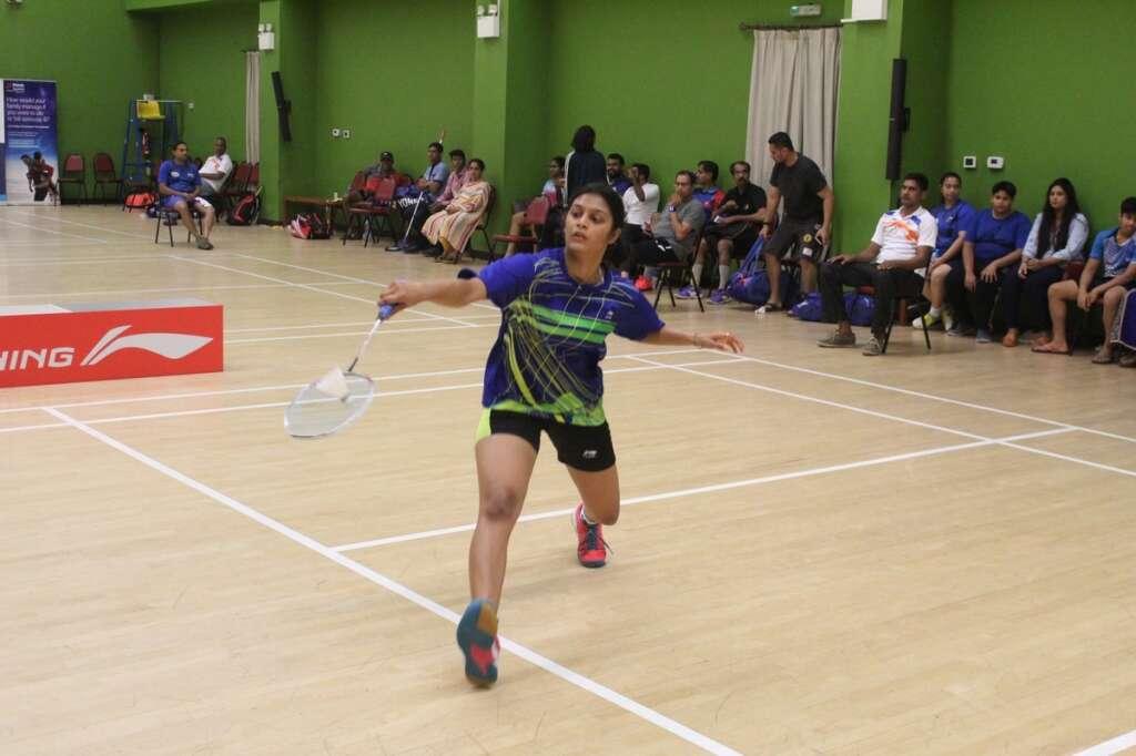 Tanisha Bags U 19 Girl S Title At India Club News Khaleej Times