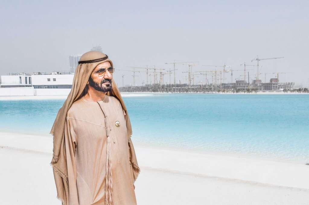 Sheikh Mohammed, announces, new national project, new project, UAE,