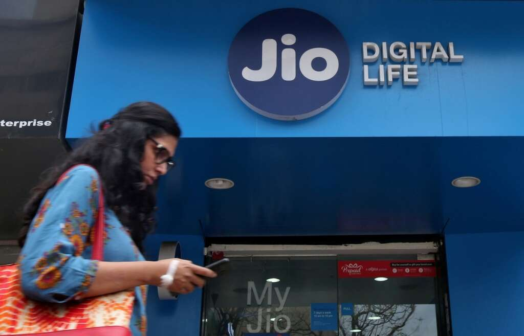 ADIA, Reliance industries, Jio, Abu Dhabi Investment Authority