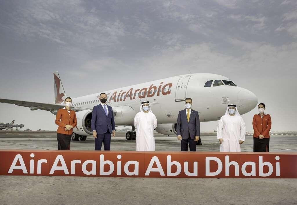 Air Arabia Abu Dhabi, Alexandria, Sohag