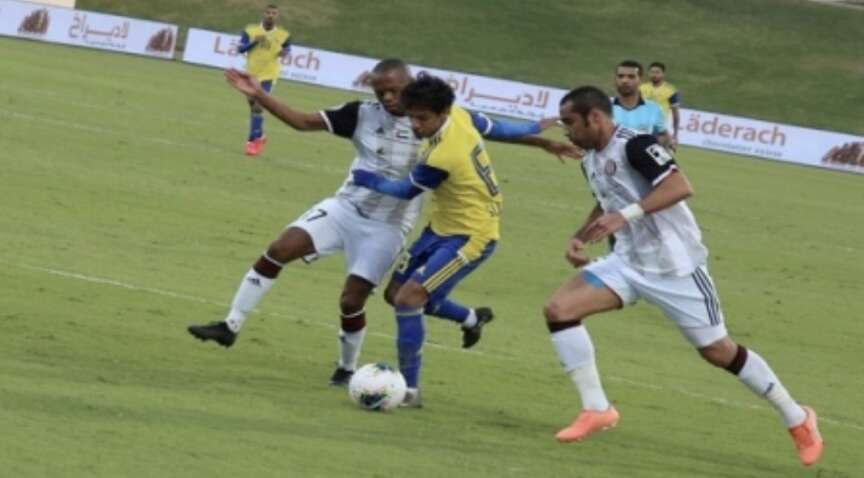 Al Jazira pip Dhafra, move into second position