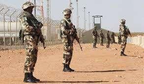 Algerian army, UAE
