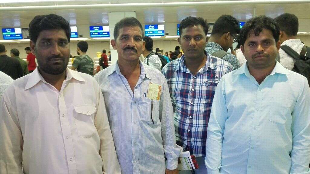 Ordeal ends as Indian workers say final goodbye to UAE