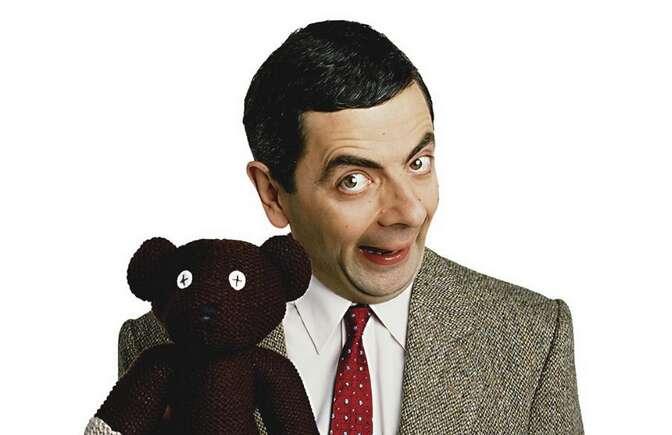 Rowan Atkinson, Mr Bean, Hollywood, comedy