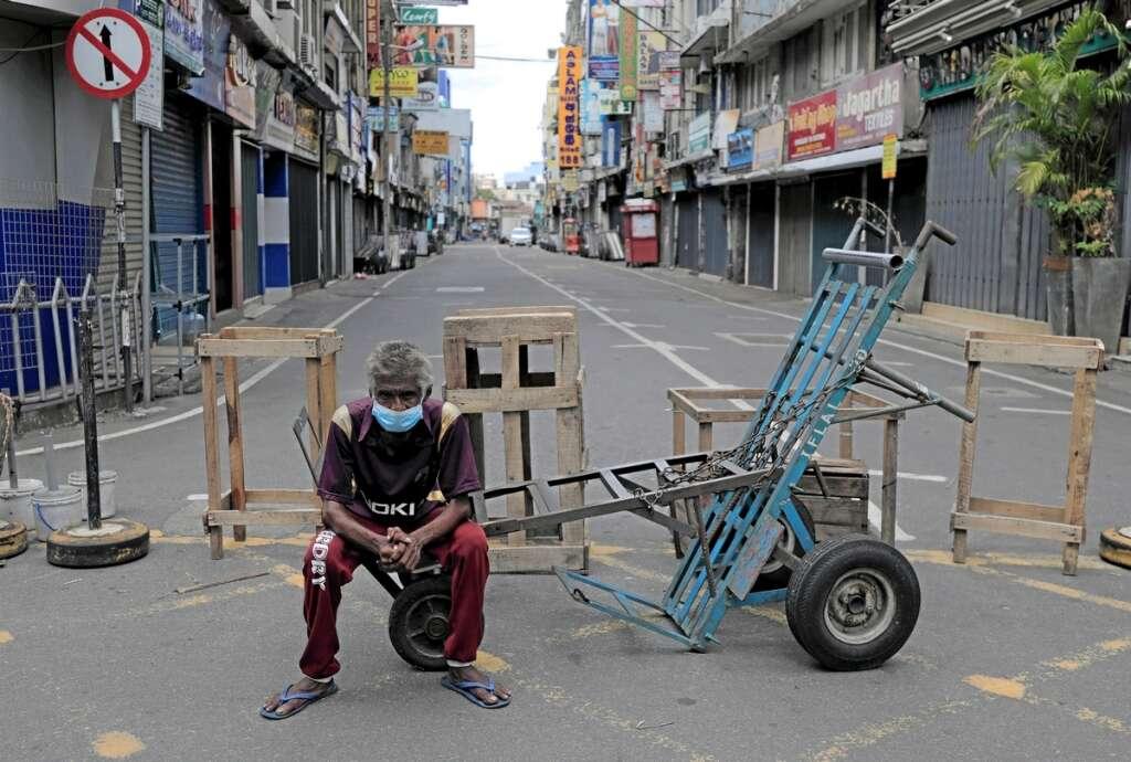 Sri Lanka, lockdown, health, authorities Buddhist, festival, coronavirus, Covid-19