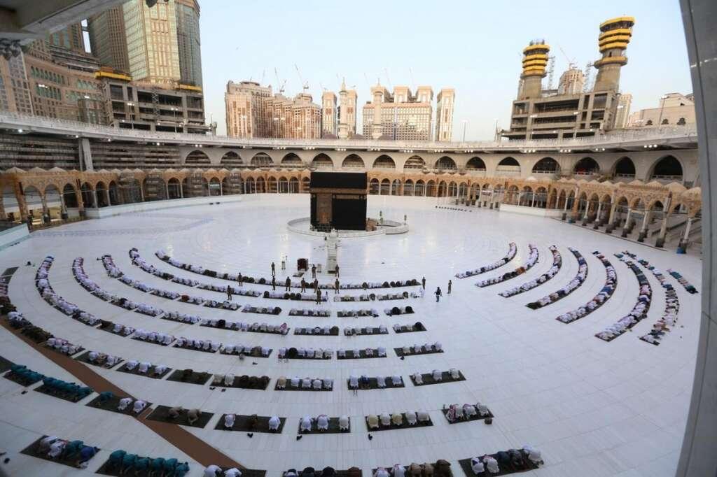 Haj, scaled, back, start, date, July 29, Saudi Arabia, coronavirus, Covid-19, Muslim, pilgrims, pilgrimage