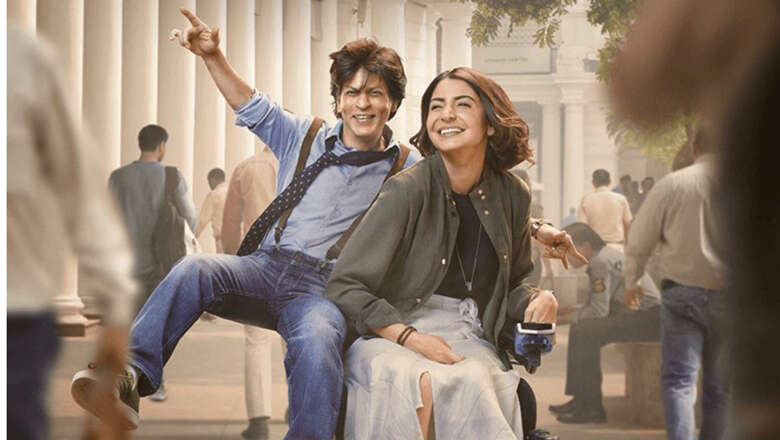 Zero movie review: SRK charms in this entertaining watch