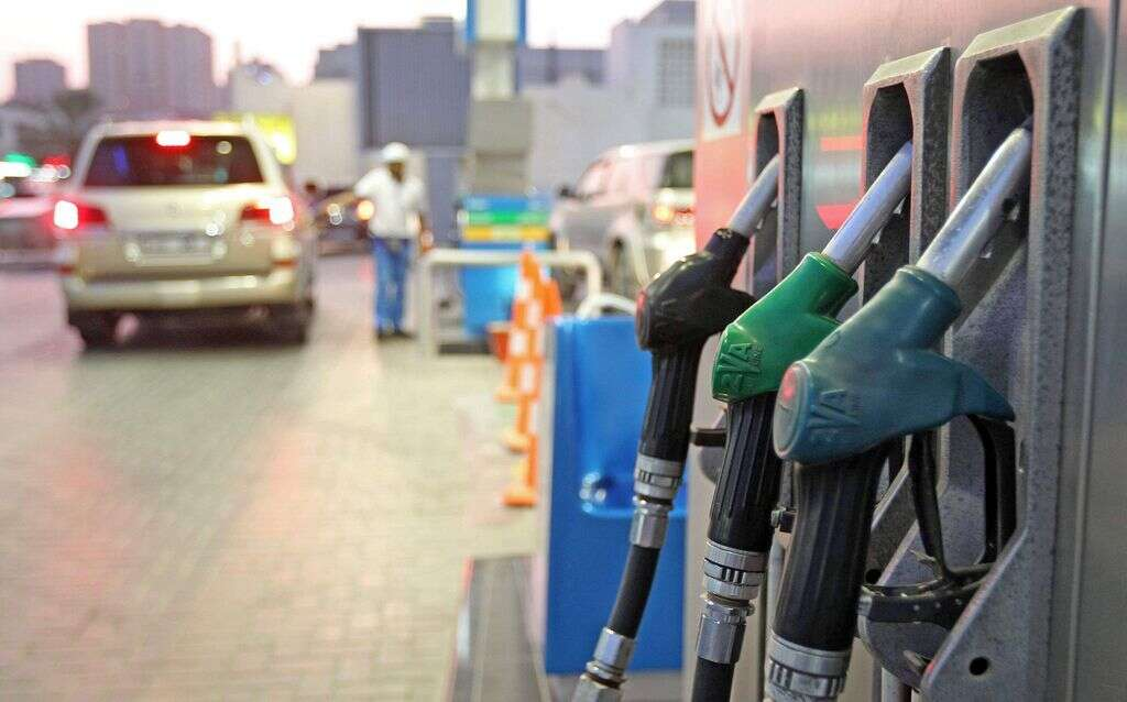 UAE fuel prices hiked for April: Ministry - Khaleej Times
