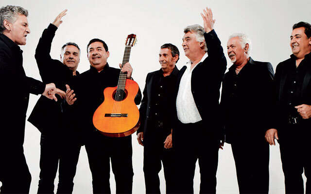 Gypsy Kings front man to play NYE gig on the Palm