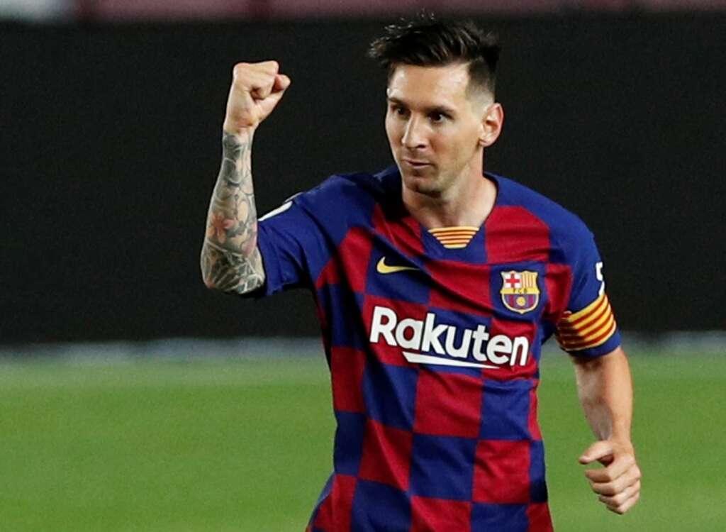 Lionel Messi, 700th, career, goal, Barcelona, Atletico Madrid,  La Liga