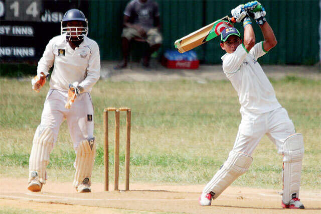Heartbreak for Zayed Cricket Academy boys
