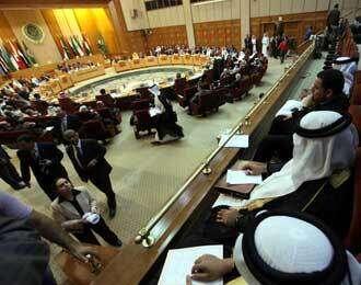Arab League panel condemns Iran over islands