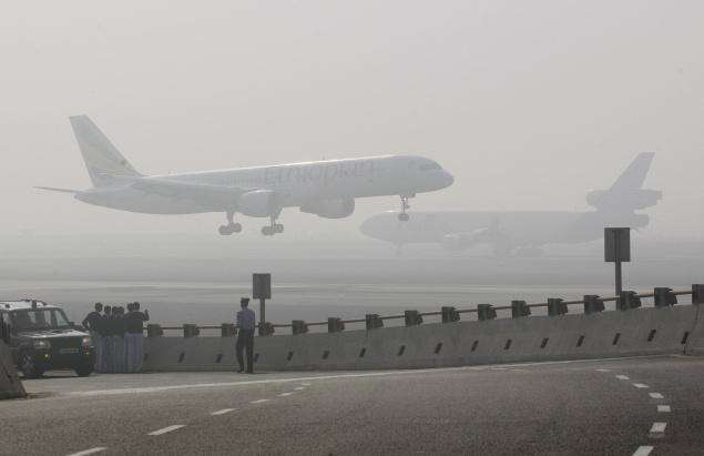 UFOs spotted around Delhi airport; air force on high alert
