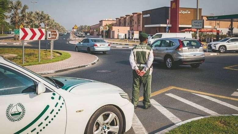 dubai police, traffic fine, drivers, motorists, penalty, discount, dubai, uae