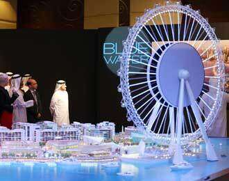 Bluewaters Project to adorn Jumeirah Beach Residence