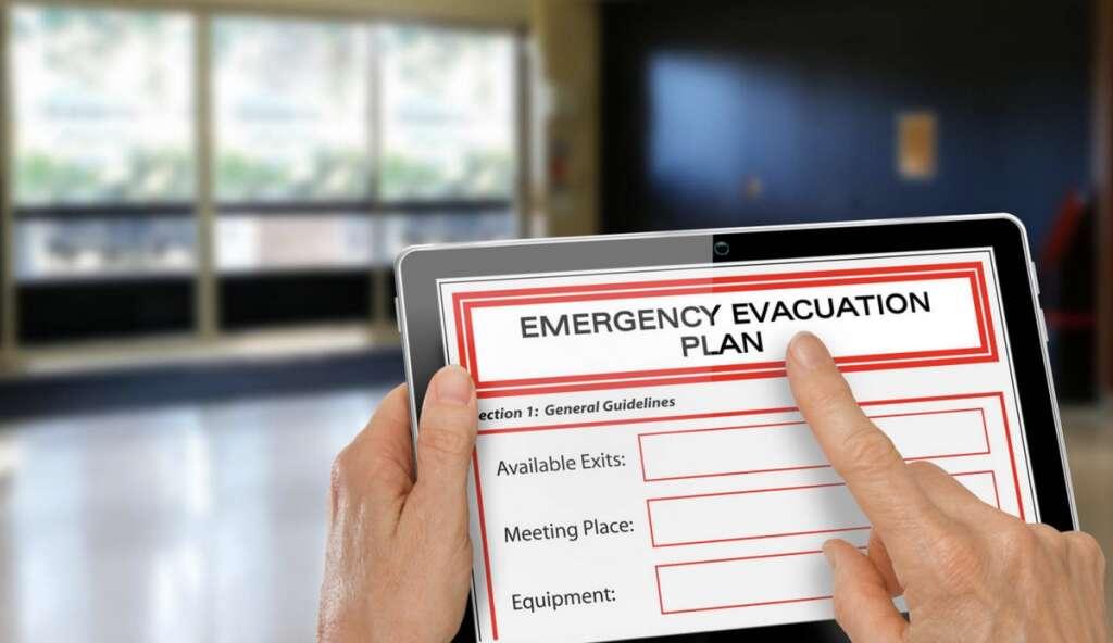 UAE, fire, evacuation, Abu Dhabi