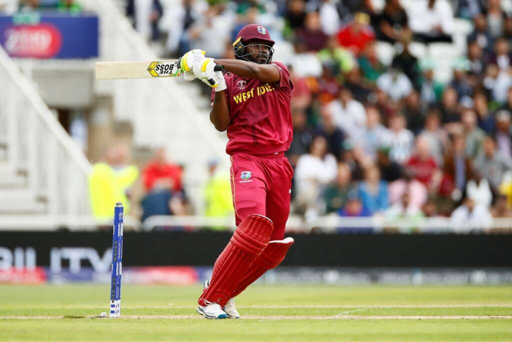 Chris Gayle named in Windies squad for India ODIs