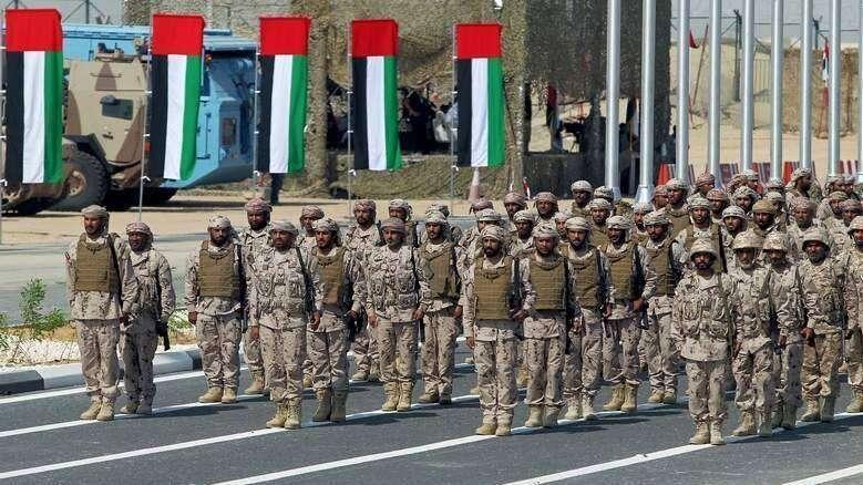 uae leaders, tribute, soldiers, yemen, return, restoring hope, saudi