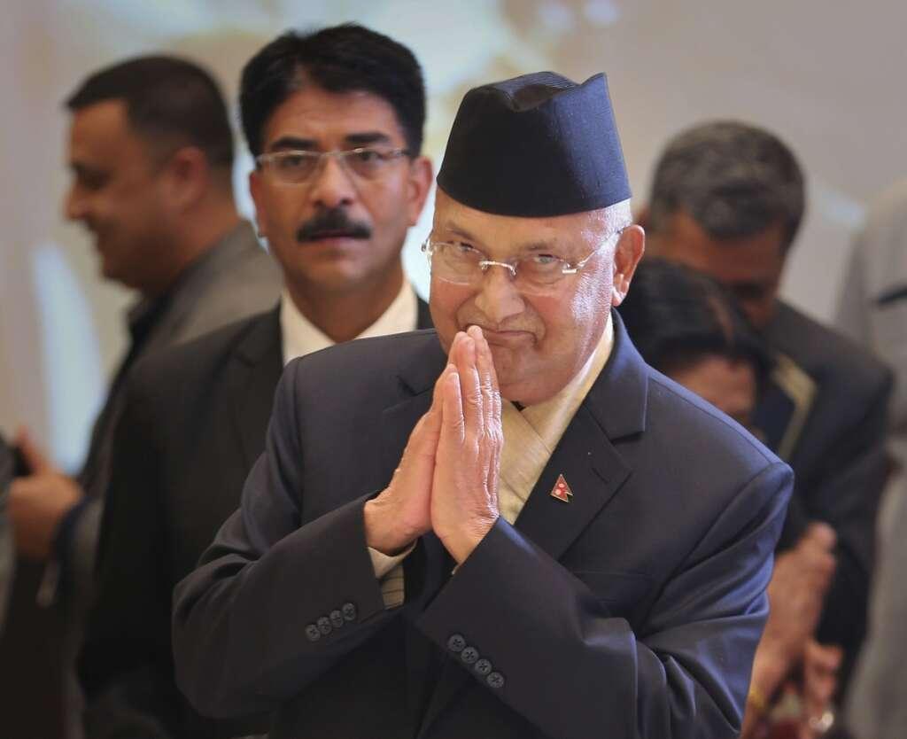 Nepal, Oli, PM, Kathmandu, Pushpa