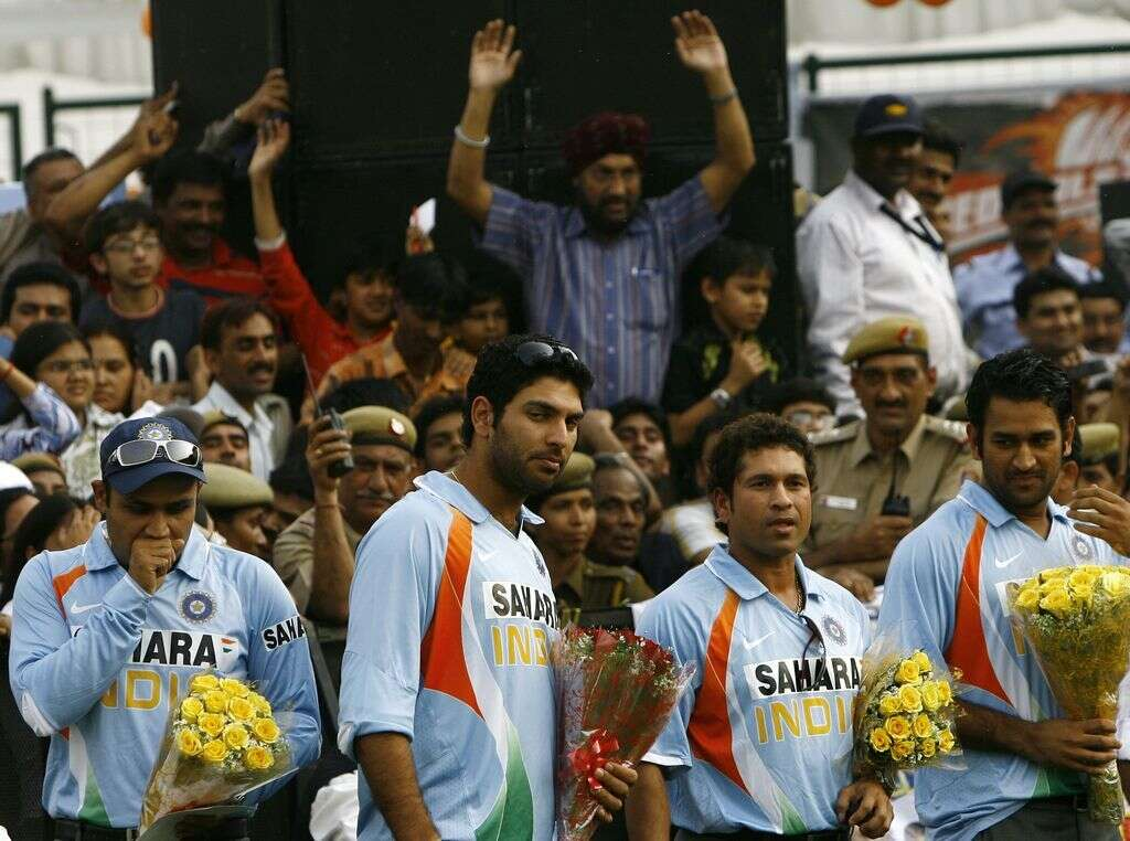 Dhoni wanted to drop three big players from team