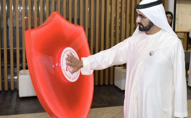 Sheikh Mohammed launches Dubai Cyber Security Strategy