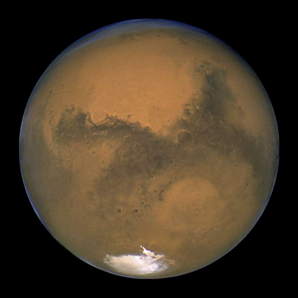 Mars, lake, researchers, Cape Canaveral, 12,