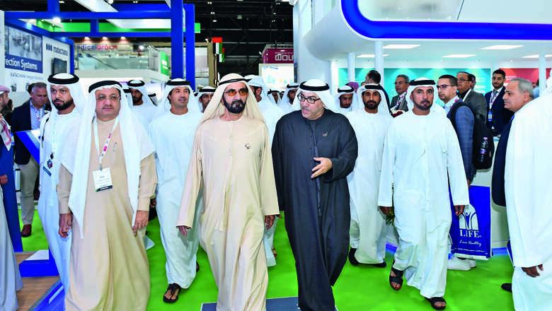 arab health, dubai, uae, health show