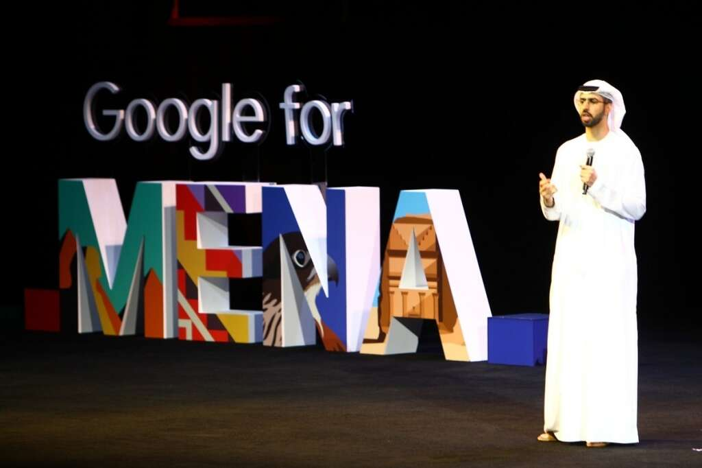 UAE AI Minister challenges youth to innovate, reclaim regions old glory